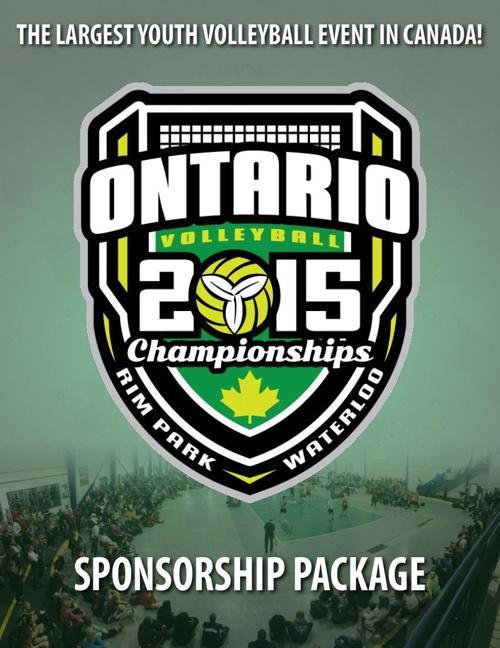 Ontario Championships Sponsorship Package