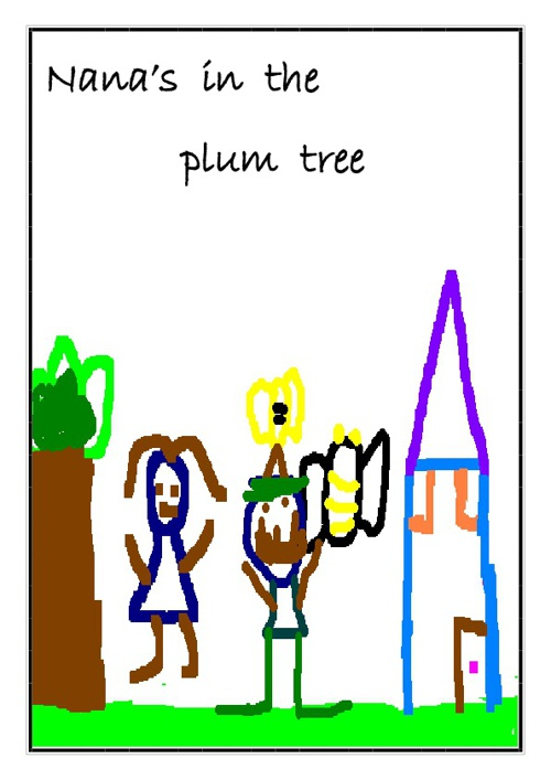 Nana's in the Plum Tree