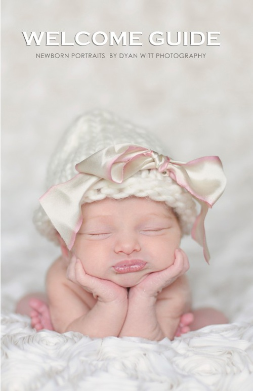 Dyan Witt Photography: Newborn Magazine