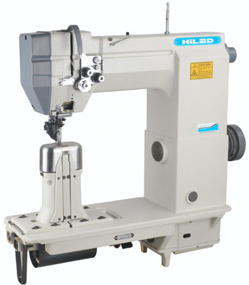 HL-9910 / 9920 Single/Double Needle Post-Bed  Lockstitch Sewing