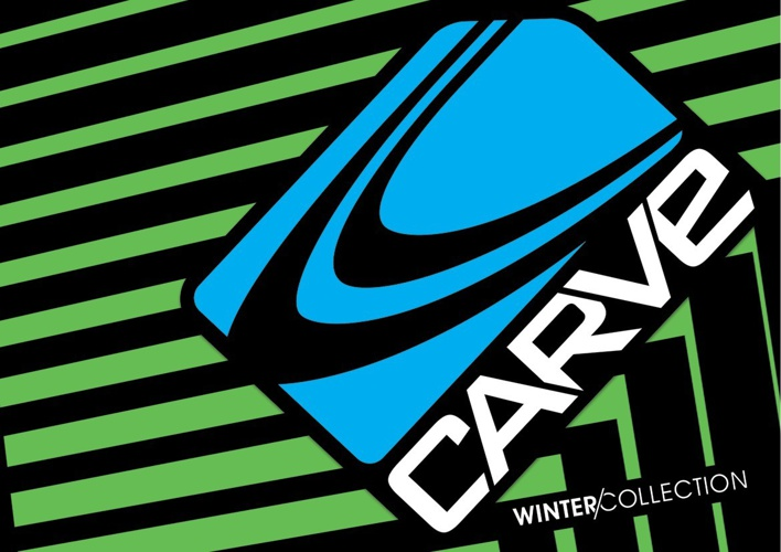 CARVE :: WINTER CATALOGUE 2014