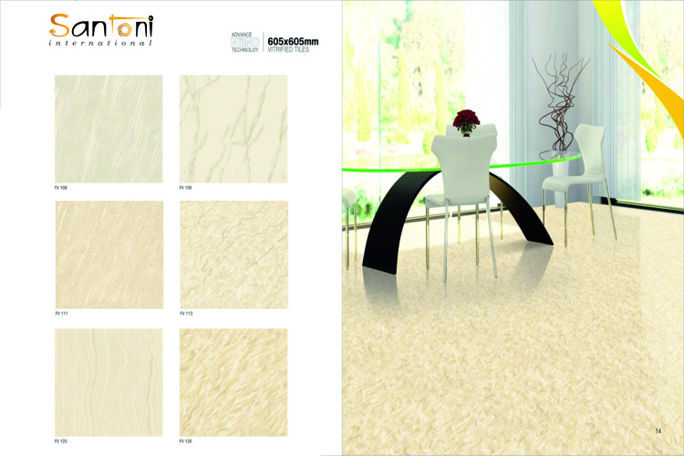 Santoni International - Vitrified Tiles
