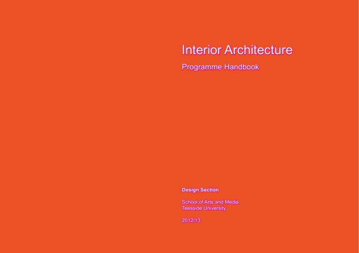 IA Student Handbook