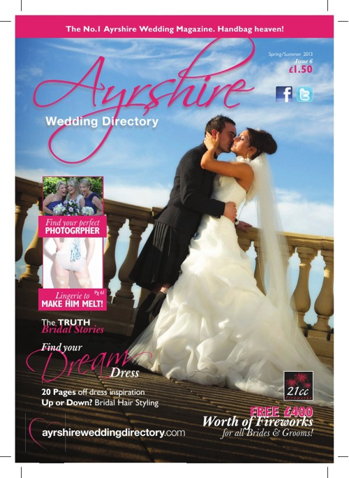 Ayrshire Wedding Directory Issue 6