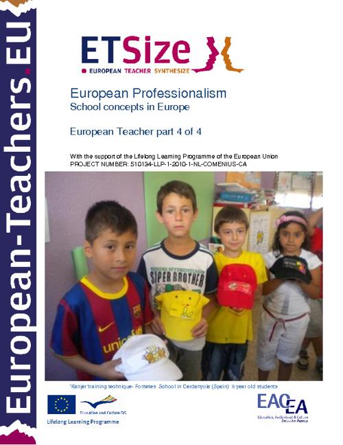 ETSIze: European Professionalism (4)