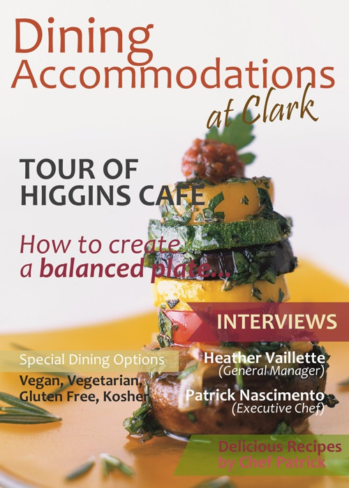 Dining Accommodations at Clark