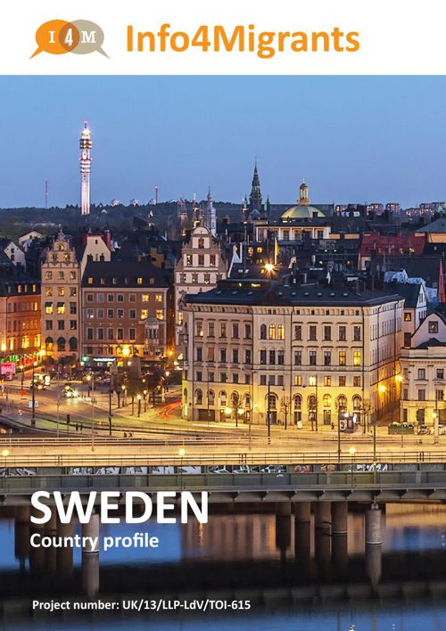 Country profile SWEDEN Learnmera English