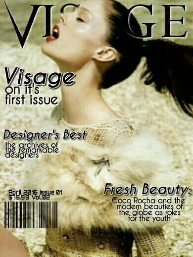ViSAGE April 2016 Issue