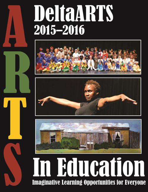 2015-16 DeltaARTS Arts in Education Book