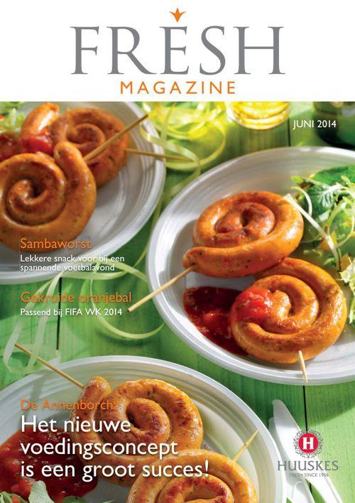 Fresh Magazine Juni 2014