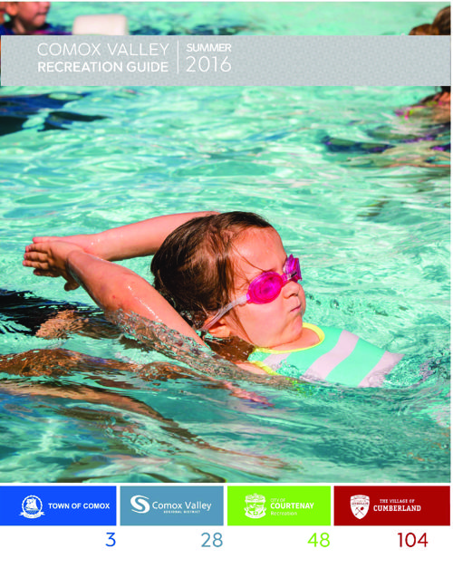 Summer 2016 - Comox Valley Rec Guide