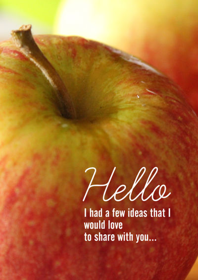 Apple Ideas July 2015