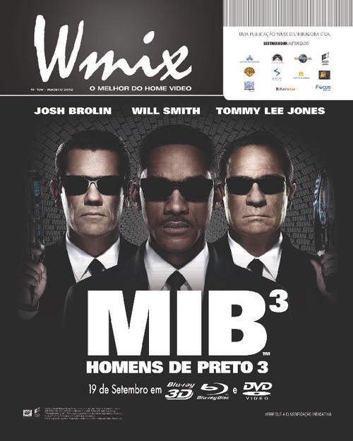 Revista Wmix - Edição 106 - AGOSTO 2012