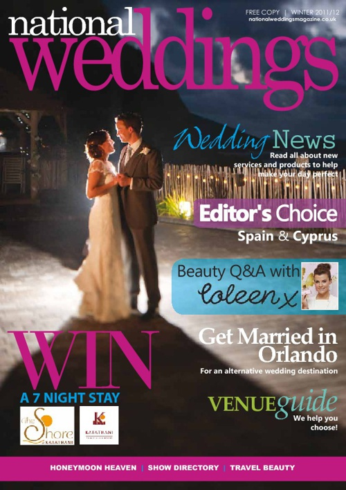 National Weddings Magazine Winter 2011