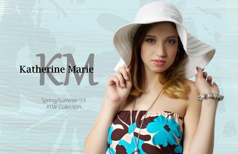 Katherine Marie S/S 2013 RTW Look Book