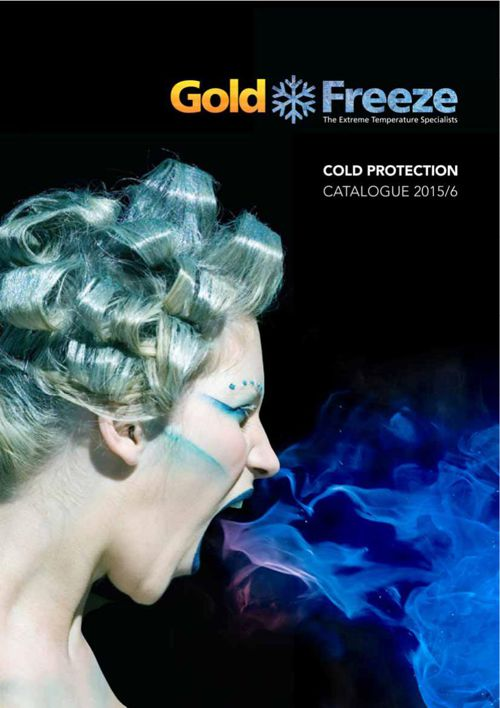 Goldfreeze Cold Protection Catalogue 2015/6