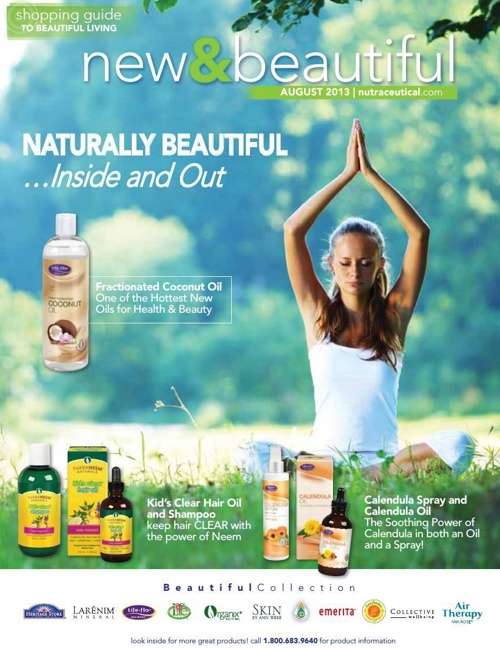 New & Beautiful August 2013
