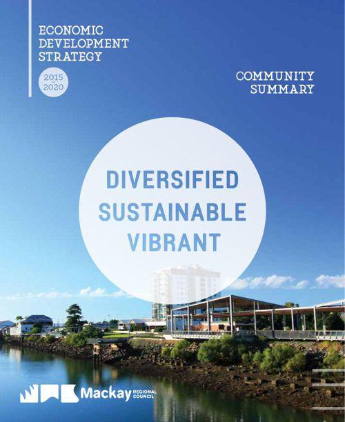 Economic Development Strategy 2015-2020 Community Summary