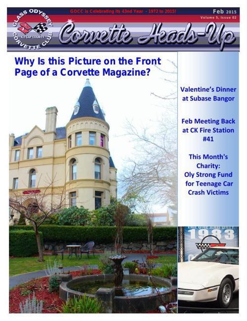 GOCC February 2015 Newsletter