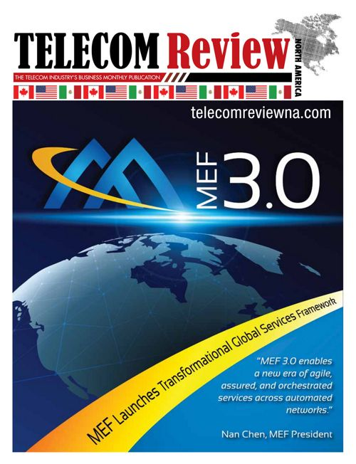 Telecom Review North America 11/12 2017 Issue