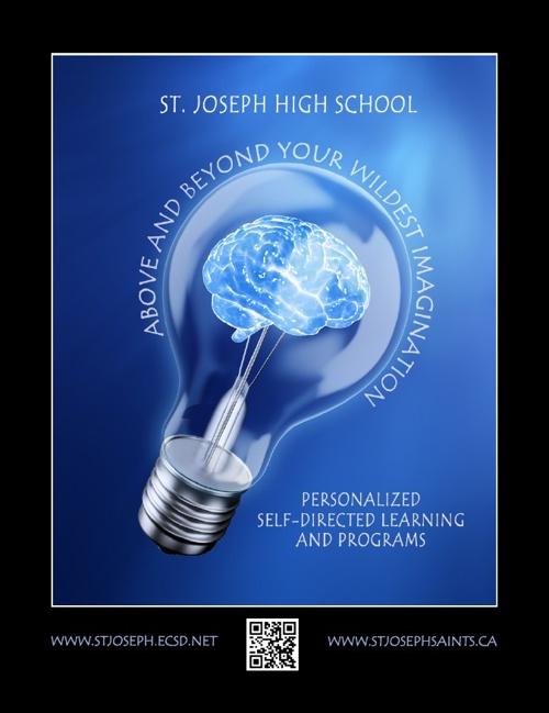 St. Joseph High School Open House 2013