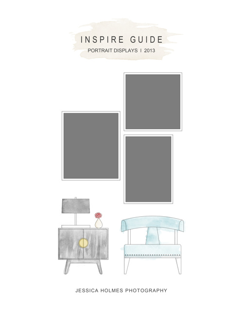 Jessica Holmes Photography Wall Inspire Guide 2014