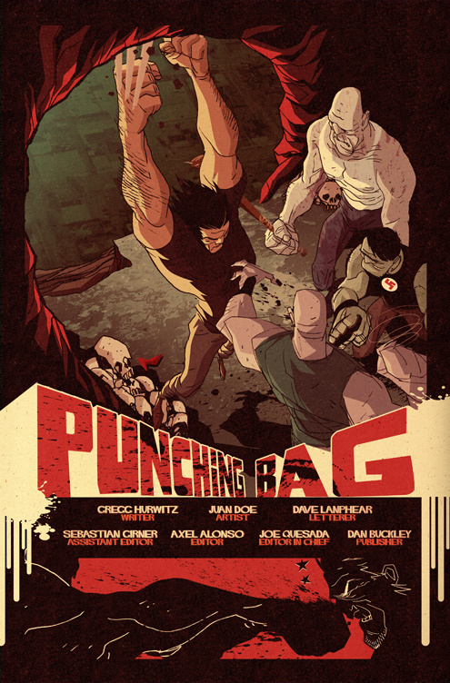 Wolverine: Punching Bag