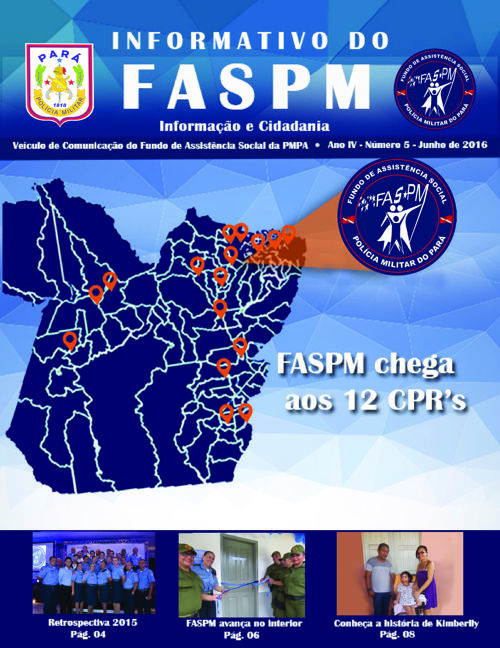Informativo FASPM 2016