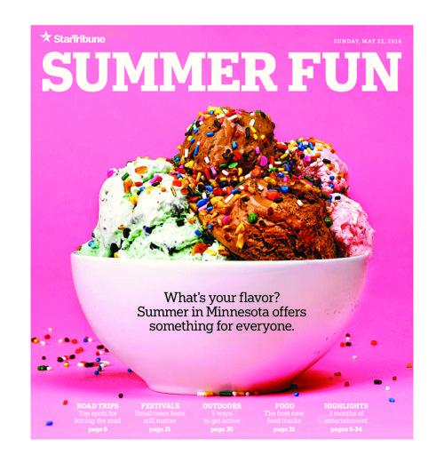 Summer Fun - Spring, 2016