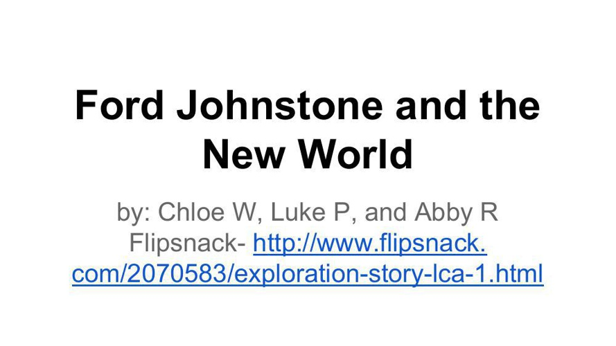 Exploration Story LCA (2)
