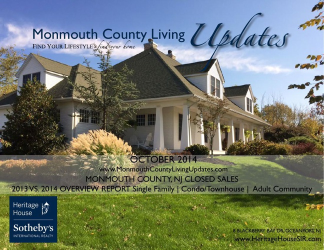 OCT 2014 | Monmouth County Update