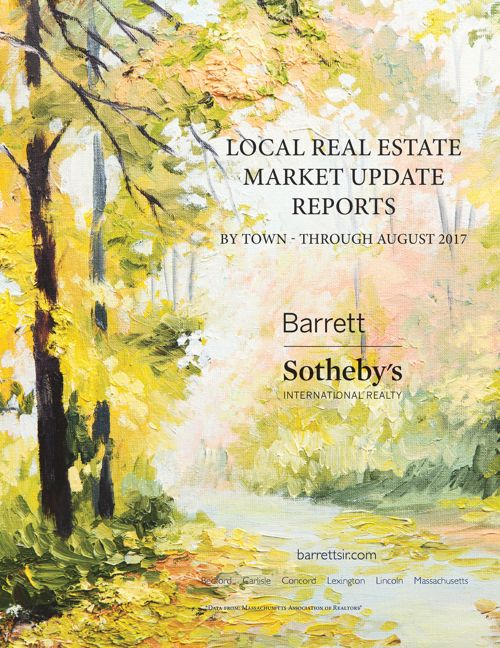 Barrett SIR Real Estate Market Report