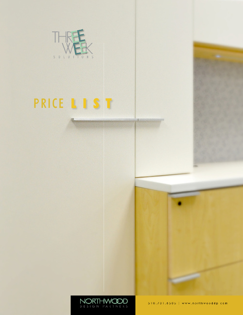 Price List 2011 -Northwood