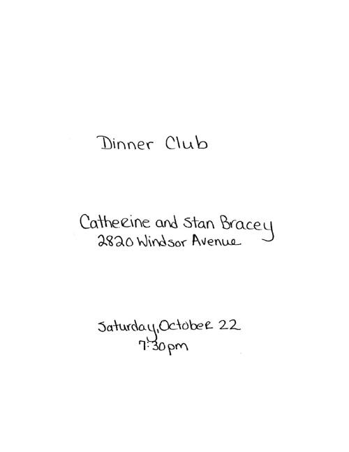 Bracey Oct 1983