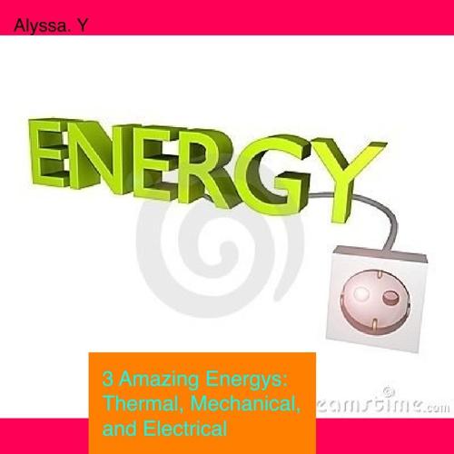 Smith 3 energys