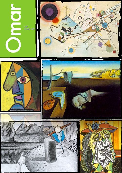 Art Magazine by Omar