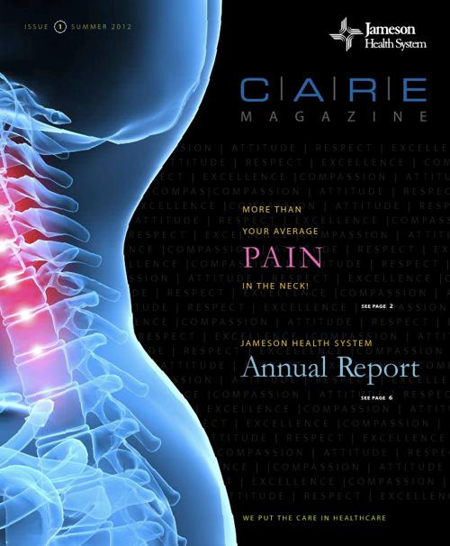 C.A.R.E. l  JHS Annual Report