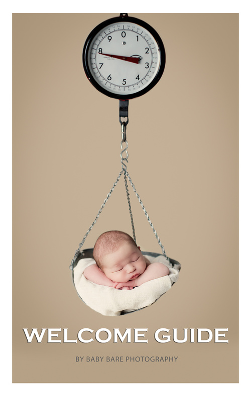 Baby Bare Photography ~Pricing Guide~