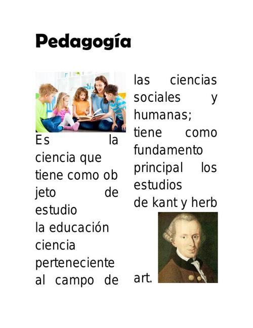 Copy of Pedagogía1