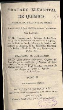 Tratado Elemental de Quimica - Lavoisier - TOMO II