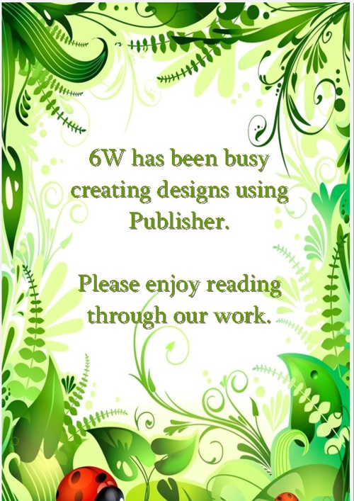 6W Published Work