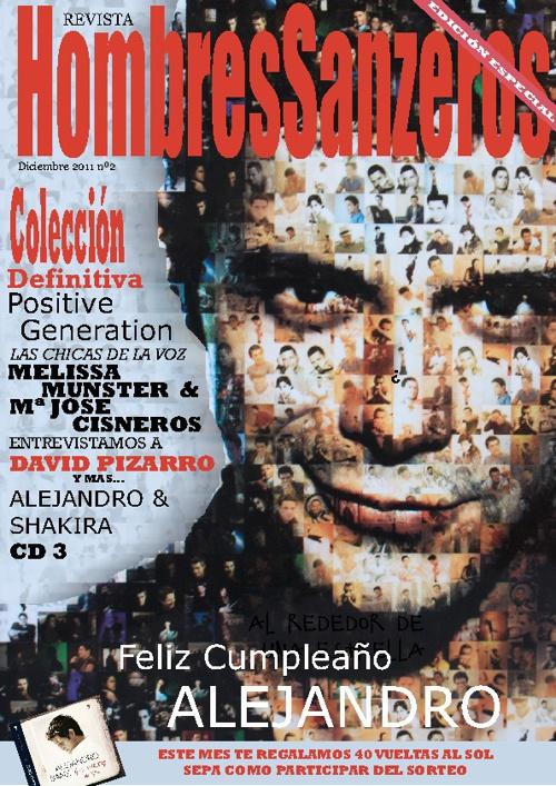 Revista hombressanzeros nº02