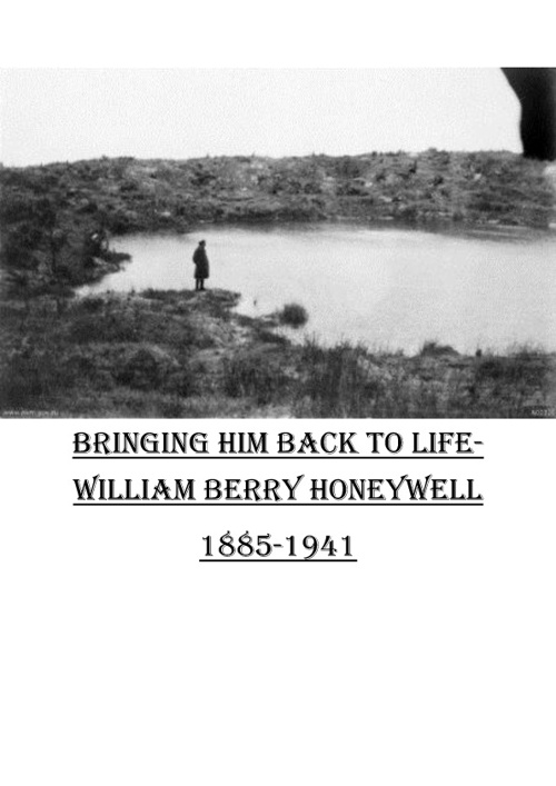 William Berry Honeywell
