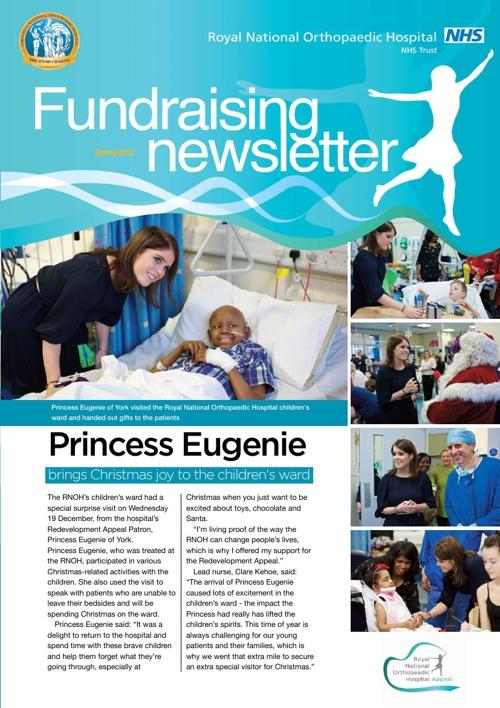 Winter newsletter 2012