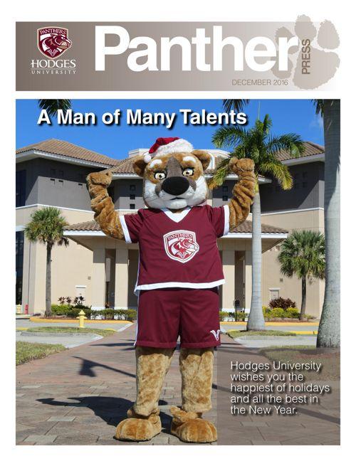 December 2016 Panther Press