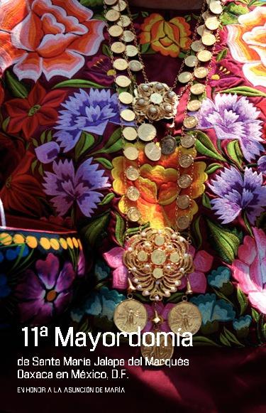 11a. Mayordomía