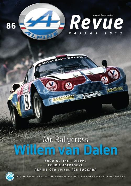 Alpine GTA versus R25 Baccara