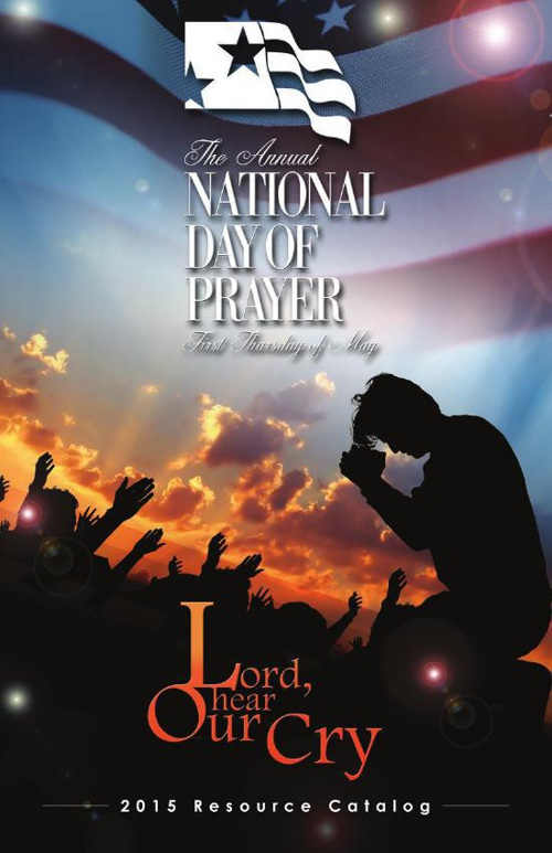 National Day of Prayer 2015 Resource Catalog