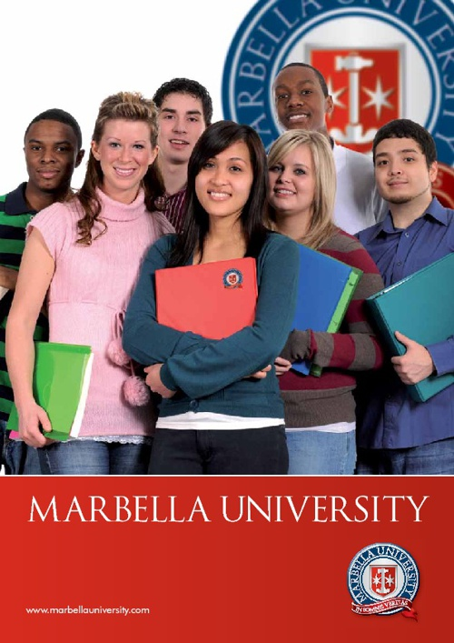 Copy of Marbella University Education Advisors