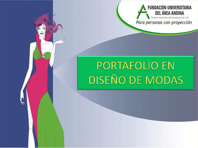 Copy of PORTAFOLIO DE MODAS